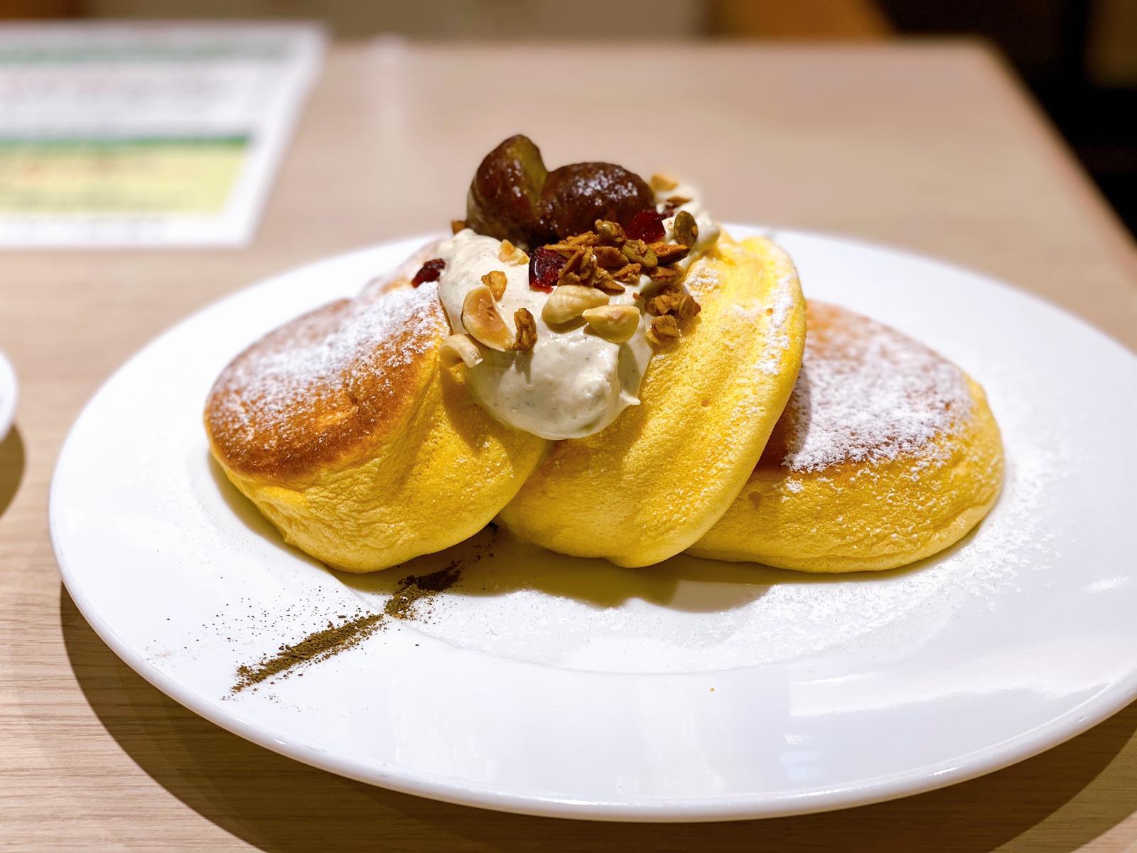 札幌 パン ケーキ