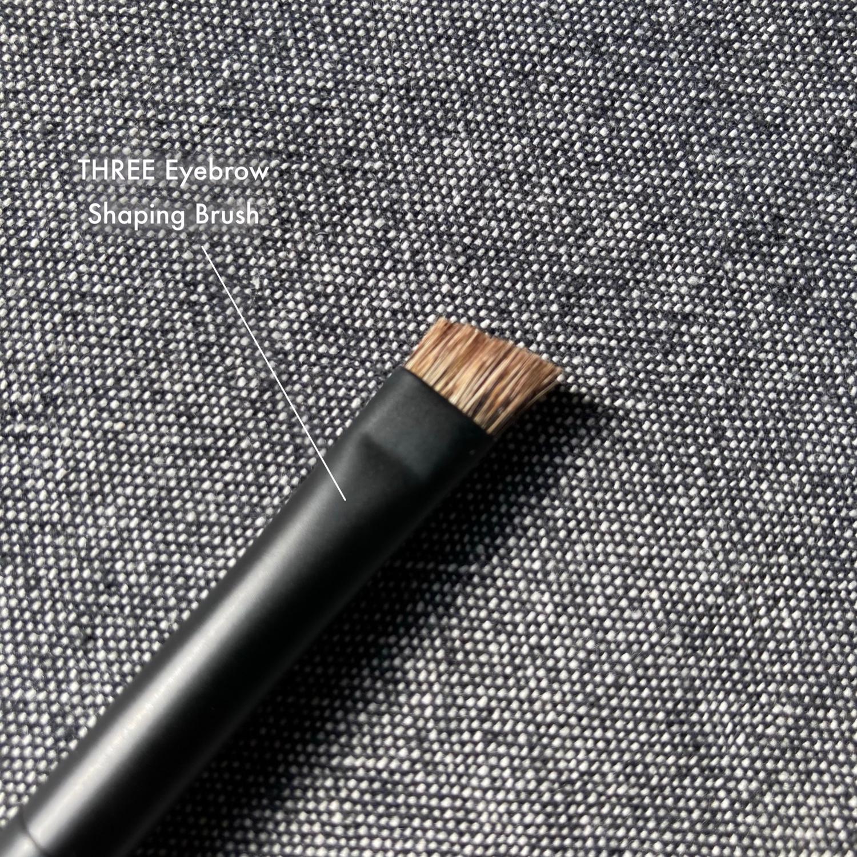 THREE Eyebrow Shaping Brushの画像 (2枚目)