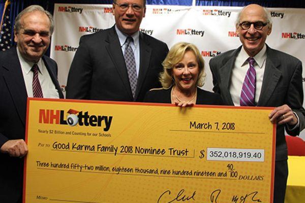 Wer Hat Den Jackpot Im Lotto Gewonnen