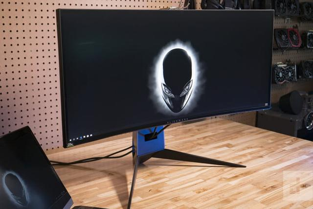 Alienware AW3418DW Curved Gaming Monitor-Test