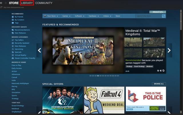 Steam Spieler Melden