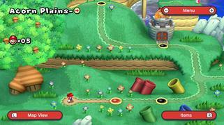 Wie der neue Super Mario Bros U Deluxe-Switch sich gegenüber ...