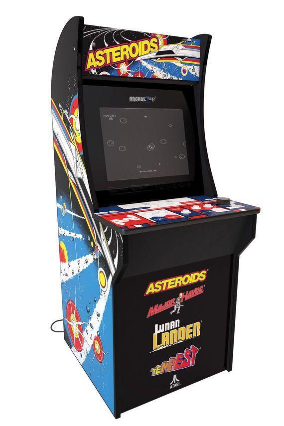 Das Arcade1up Asteroids Spiel Kostet Nur 150 Us Dollar