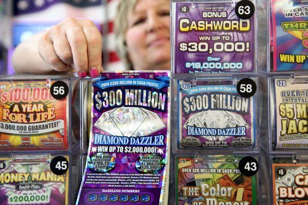 Amerikanische Lotterie
