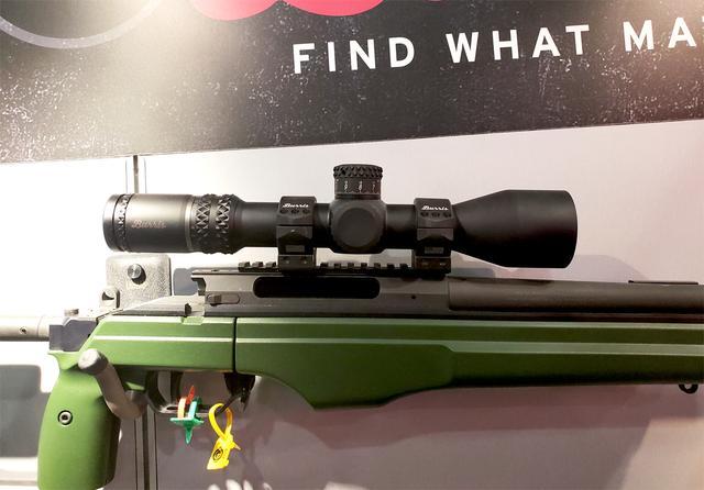 Das neue amerikanische burris xtr iii tactical zielfernrohr u shot