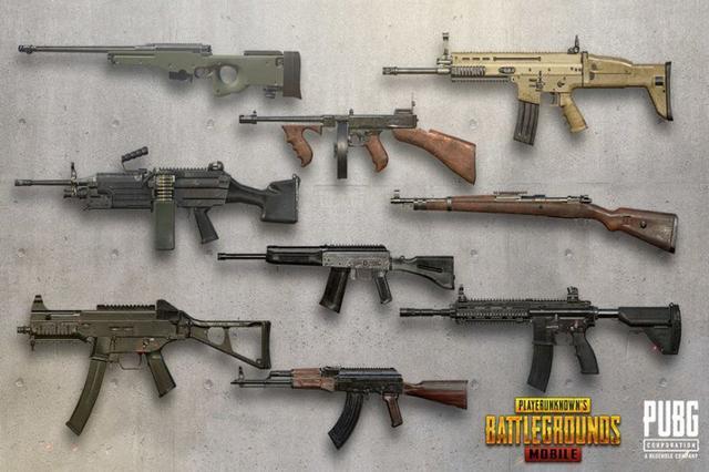 Pubg Waffen