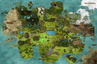 Fantasy Karte.Erstellen Sie Die Fantasy Karte Ihrer Träume Mit Wonderdraft