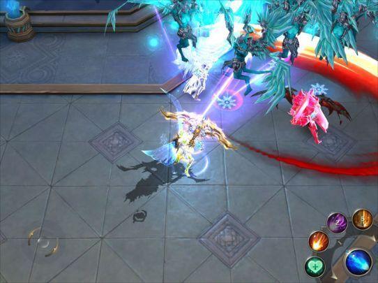 Le MMORPG MU Origin 2 de Epic Webzen est disponible sur