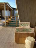 【沖縄・国頭村】自然に囲まれて過ごす贅沢時間|学びの森の中にある食堂の画像