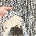 GUの「ワッシャーフレアロングスカート」で春のおしゃれを楽しもう!の画像
