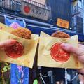 浅草食べ歩きTOP6の画像